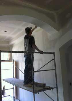 drywall remodel