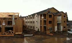 multi-family construction
