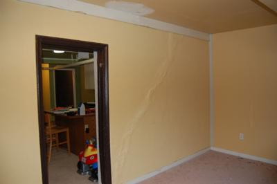 Sun Room Before